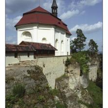 Hrad Valdštejn - kaple