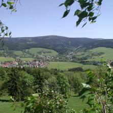 Orlické hory - panorama