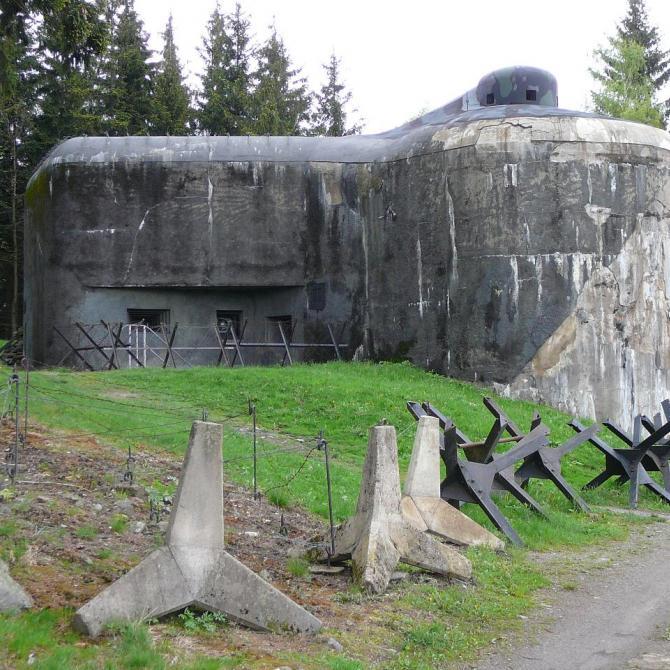 Tvrz Skutina, autor: Jan Slavík