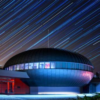 Digitální planetárium, autor: Robert Průcha