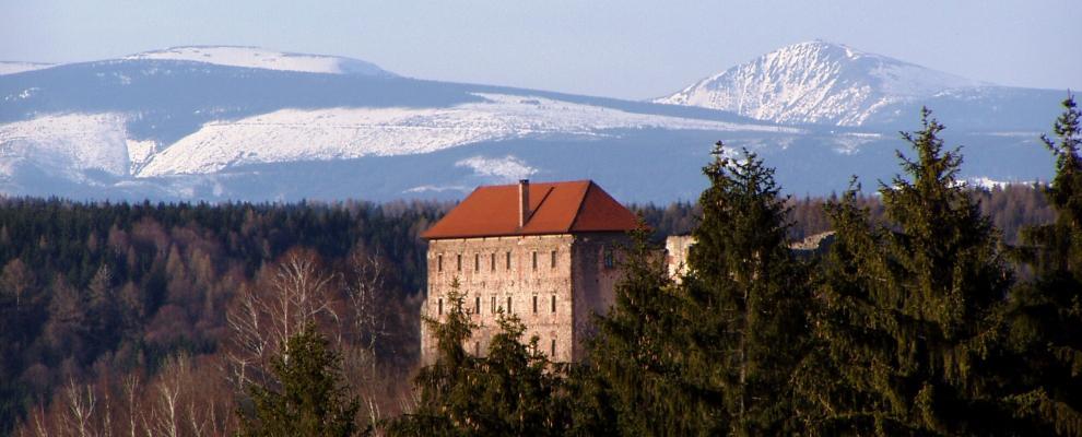 Zamek Pecka, link otworzy się w nowym oknie