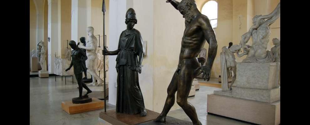 Galerie antického umění Hostinné