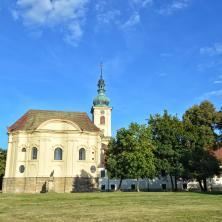 Zámecká kaple Zjevení Páně ve Smiřicích, autor: Jan Špelda