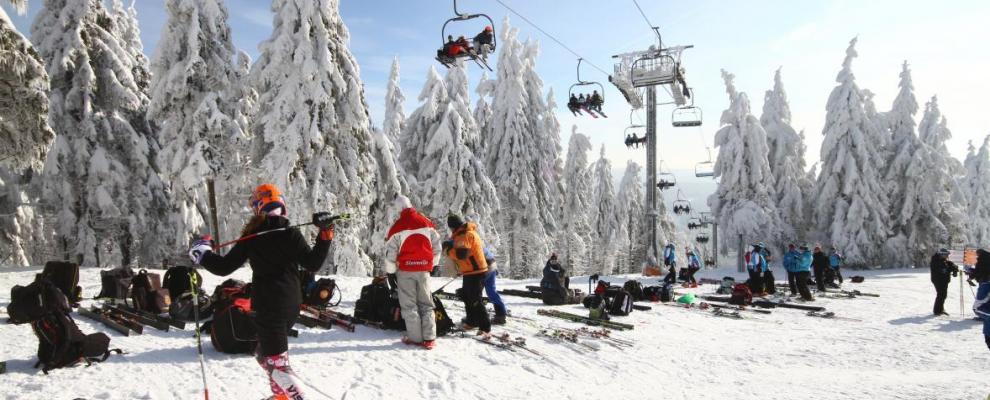 Skizentrum Říčky v Orlických horách
