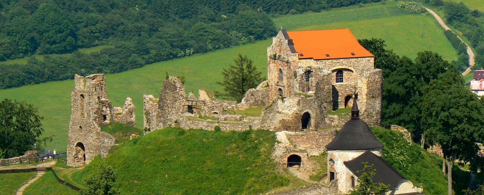 Burgruine Potštejn