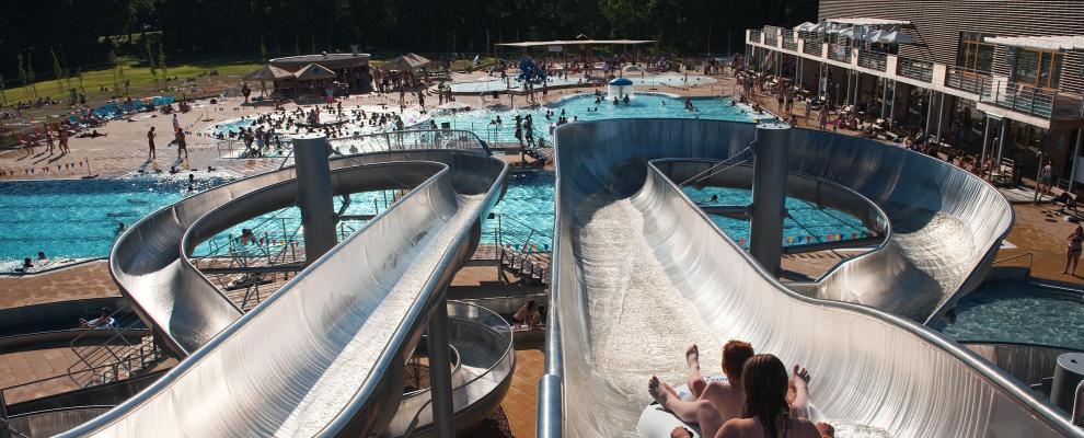 Flošna Swimming Baths, Hradec Králové
