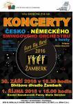 Koncert česko-německého swingového orchestru s hosty