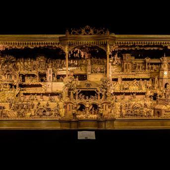 Třebechovické muzeum betlémů, autor: Gerald Blondy