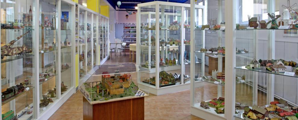 Papiermodellmuseum Police nad Metují