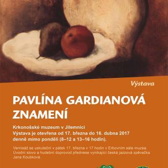 Pavlína Gardianová: Znamení, autor: archiv Správy KRNAP