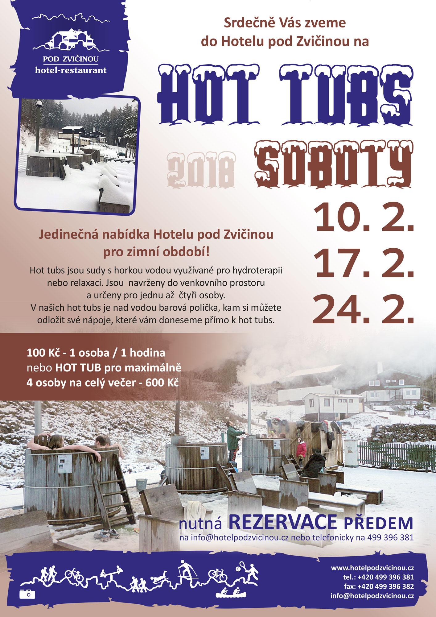 pla Hot Tubs 2018