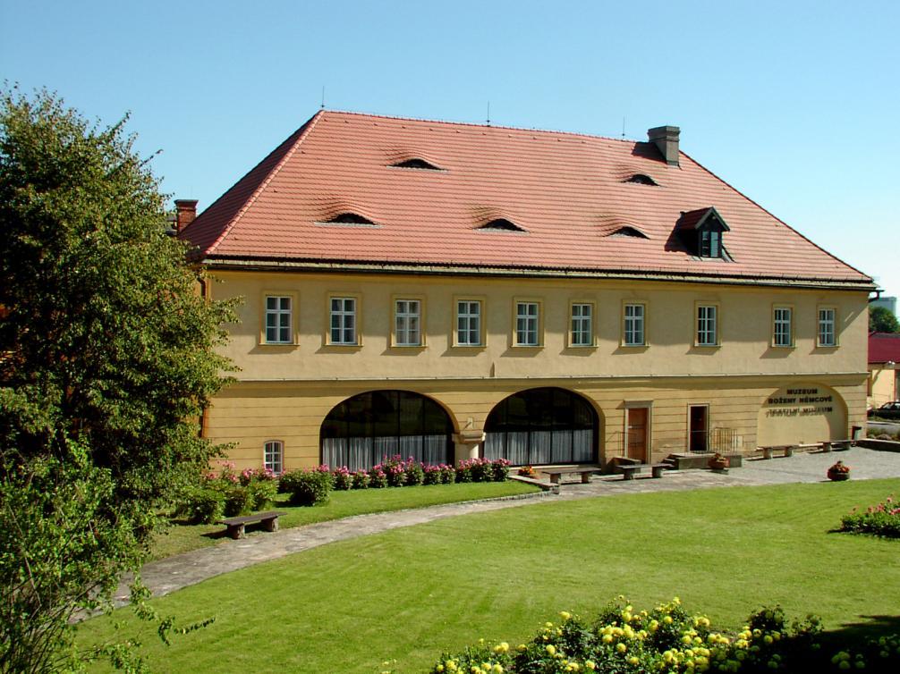 Božena Němcová Museum, Česká Skalice