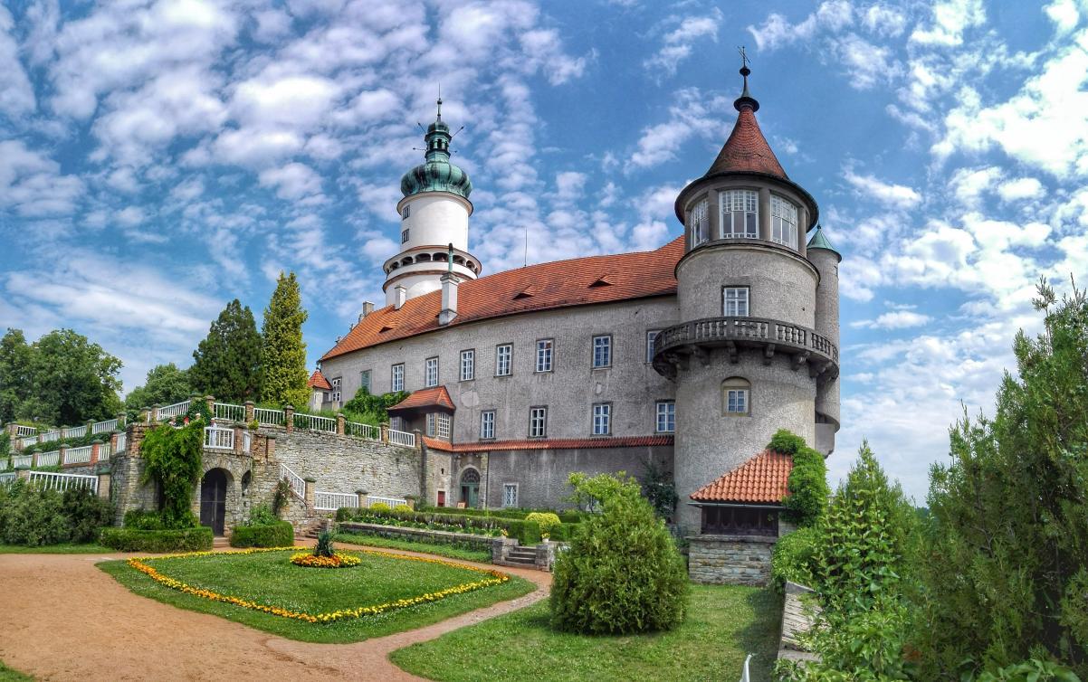 Chateau Nové Město nad Metují