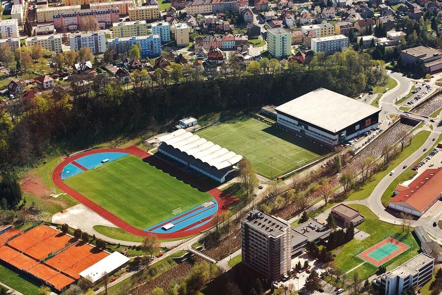 Fotbalový a atletický stadion Trutnov
